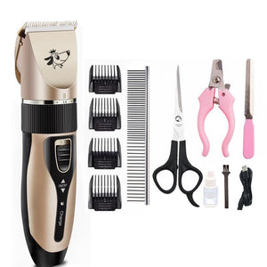 Pet Electric Clipper Hairdressing Set