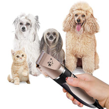 Load image into Gallery viewer, Pet Electric Clipper Hairdressing Set