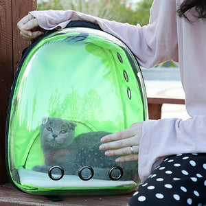 Cat Backpack Puppy kitten Pet Carrier