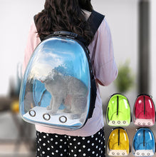 Load image into Gallery viewer, Cat Backpack Puppy kitten Pet Carrier