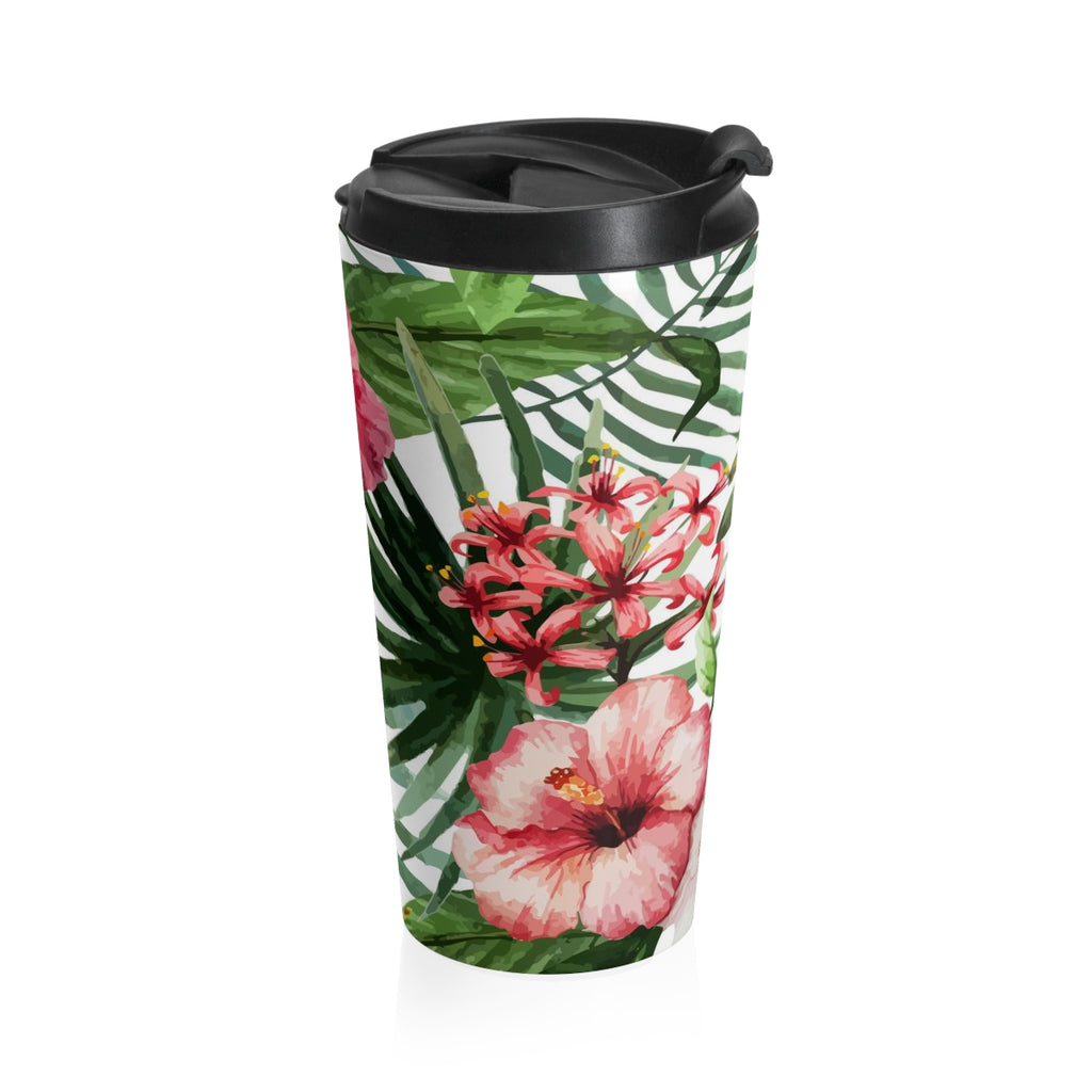 TROPICANA - 15 oz Stainless Steel Travel Mug - Hayden Harlow