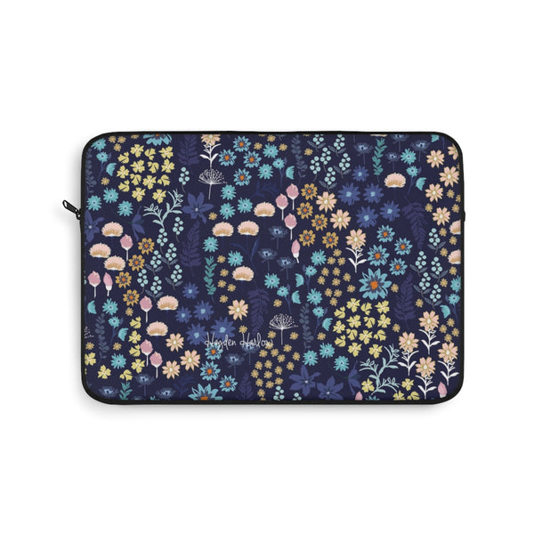 BLUE MONDAY - Laptop Sleeve - Hayden Harlow