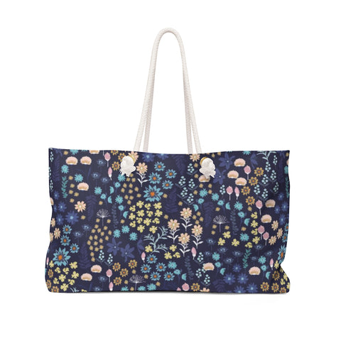 Blue Monday - Shopper Tote | Weekender - Hayden Harlow