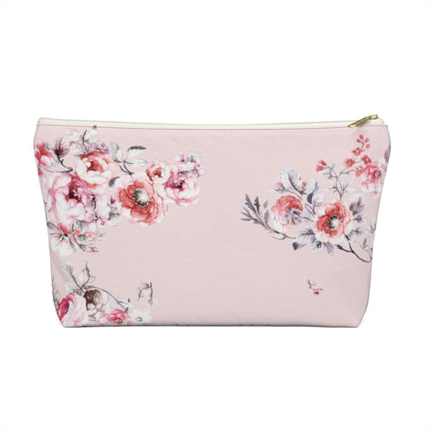 ROMANCE Large - Accessory Pouch w T-bottom - Hayden Harlow