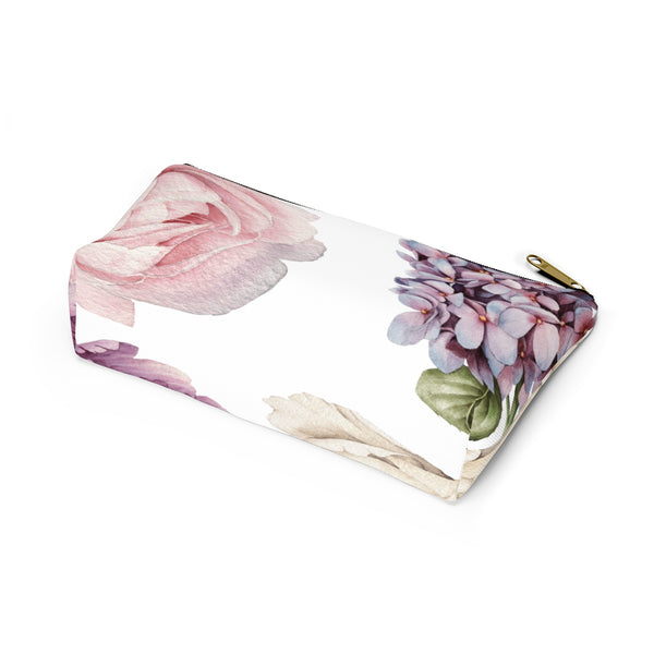 BLOOMS - Makeup and Accessories pouch - Hayden Harlow
