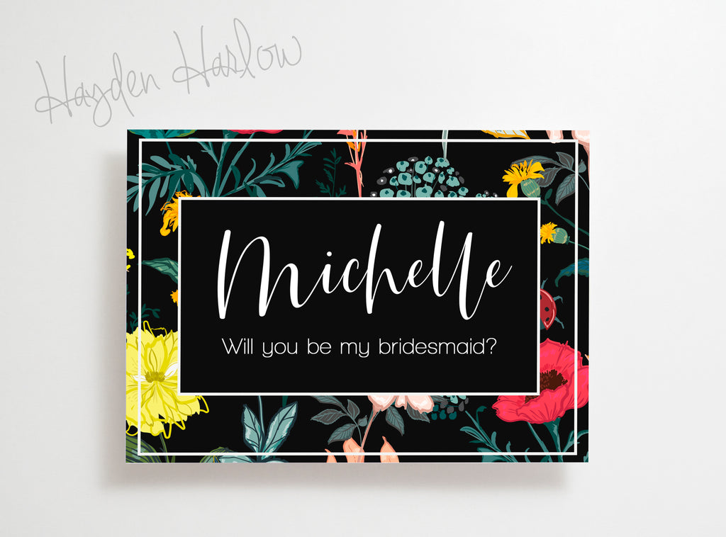 "Note Card - 5""x7"" - WILLOWBY - Hayden Harlow"