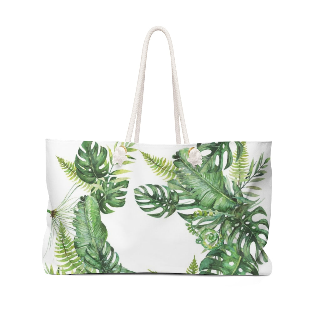 MONSTERA - Shopper Tote | Weekender - Hayden Harlow