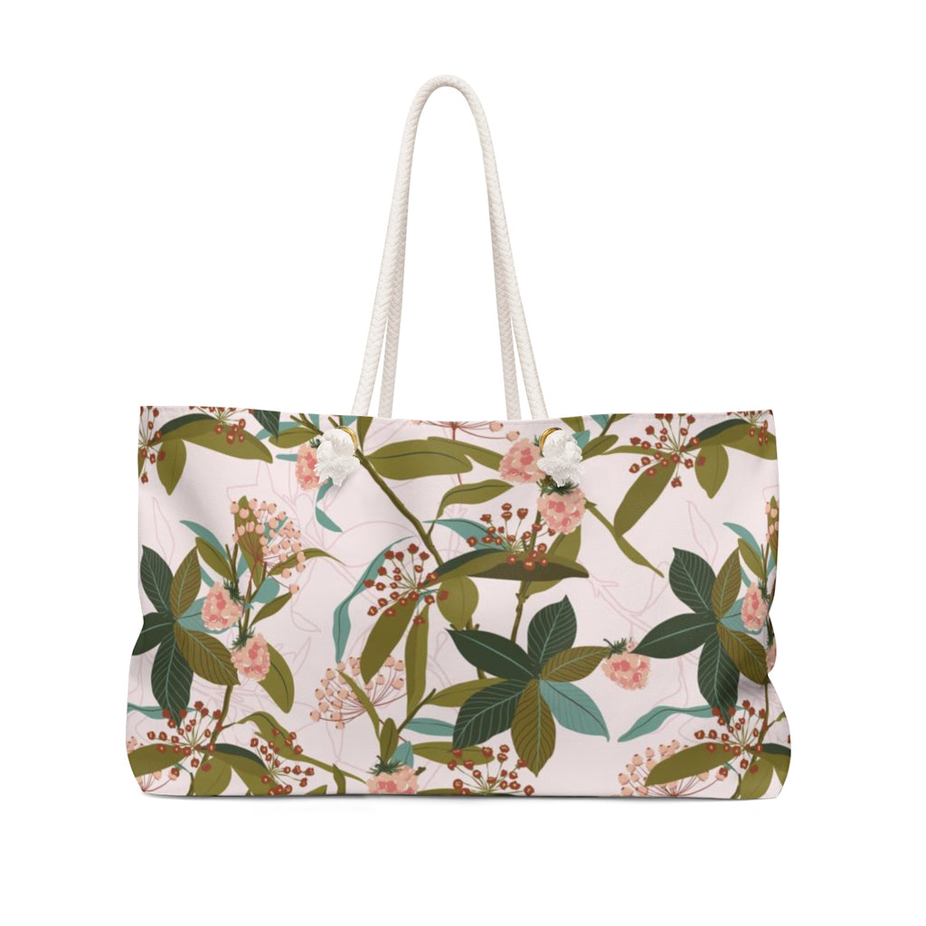 JUNGLE - Shopper tote | Weekender - Hayden Harlow