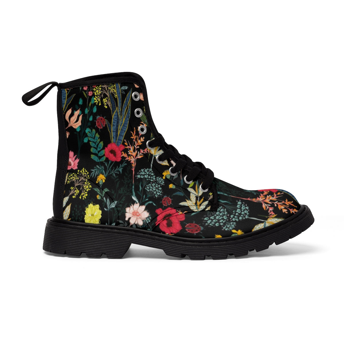 WILLOWBY - Women's Canvas Boots - Hayden Harlow
