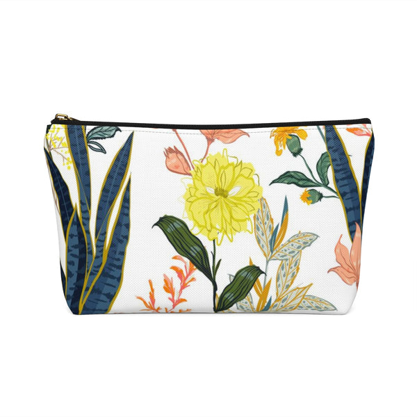 CANBERRA - floral - Makeup and Accessories pouch - Hayden Harlow