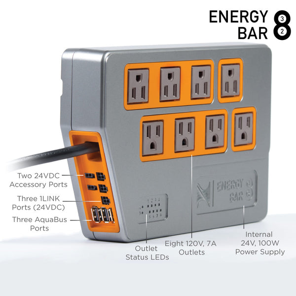 Apex Energy Bar 832