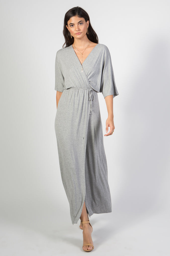 Knit Maxi Dress - Rare Lilie