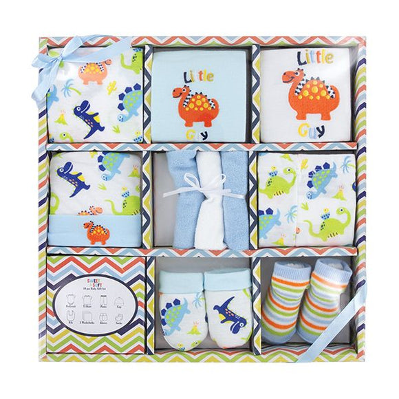 10-Piece Baby Gift Set - Boy