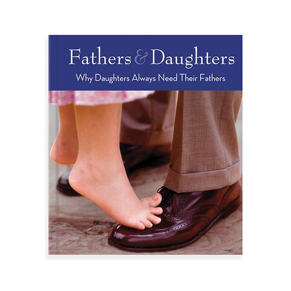 Fathers and Daughters Gift Book