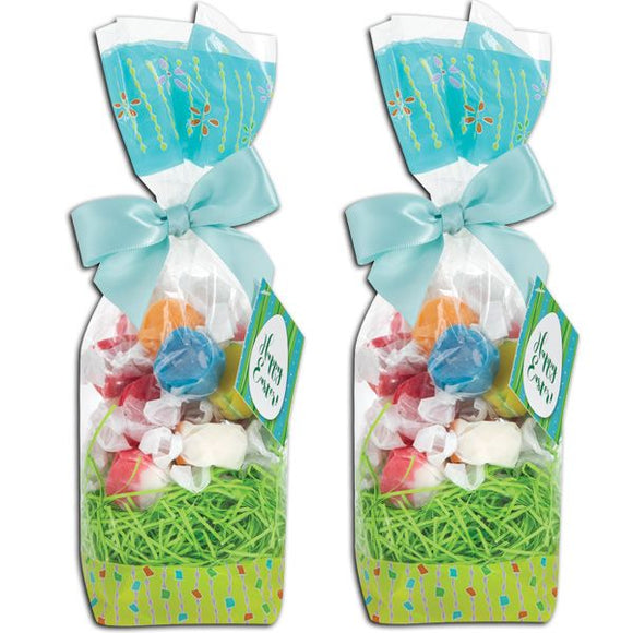 Easter Bunny Salt Water Taffy Gift Bags