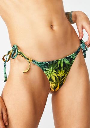 HIGH LIFE STRING THONG BIKINI BOTTOM