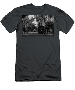New Orleans Street Car - Men's T-Shirt (Athletic Fit)