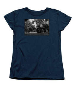 New Orleans Street Car - Women's T-Shirt (Standard Fit)