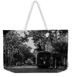 New Orleans Street Car - Weekender Tote Bag