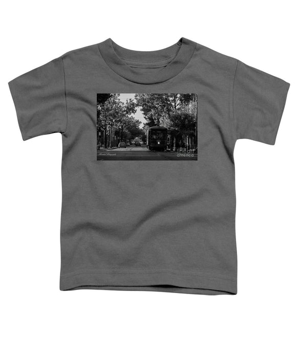 New Orleans Street Car - Toddler T-Shirt