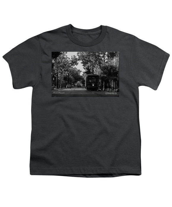 New Orleans Street Car - Youth T-Shirt
