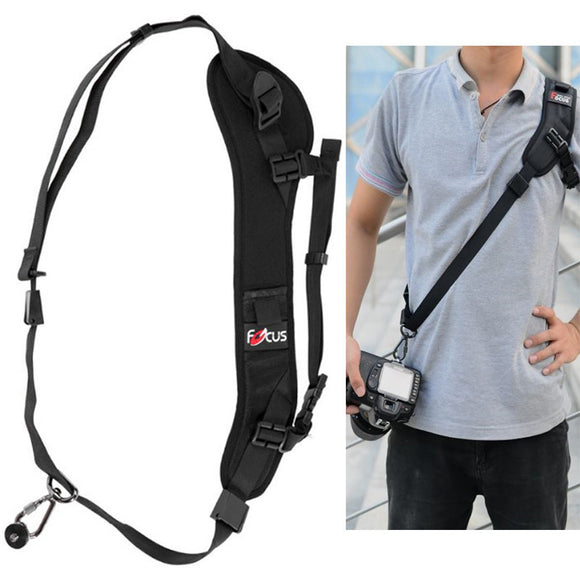 F-1 Quick Rapid Carry Speed Sling Belt Strap For Dslr Camera 7D 600D Mark II D800 A77 5D Mark III 60D 6D