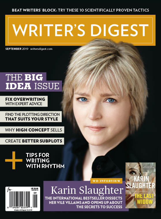 Writer's Digest September 2019 Digital Edition