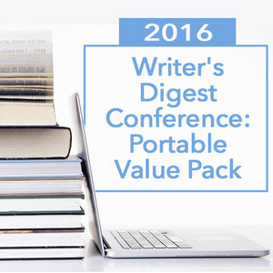 2016 Writer's Digest Conference: Portable Value Pack