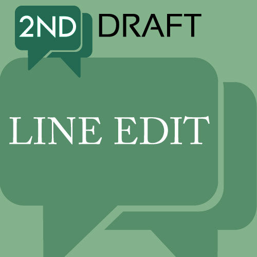 2nd Draft Line Edit Service
