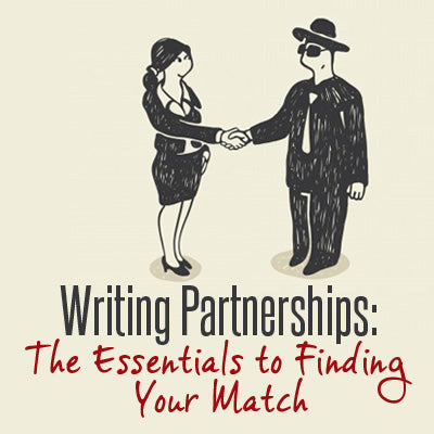 Writing Partnerships: The Essentials to Finding Your Match OnDemand Webinar