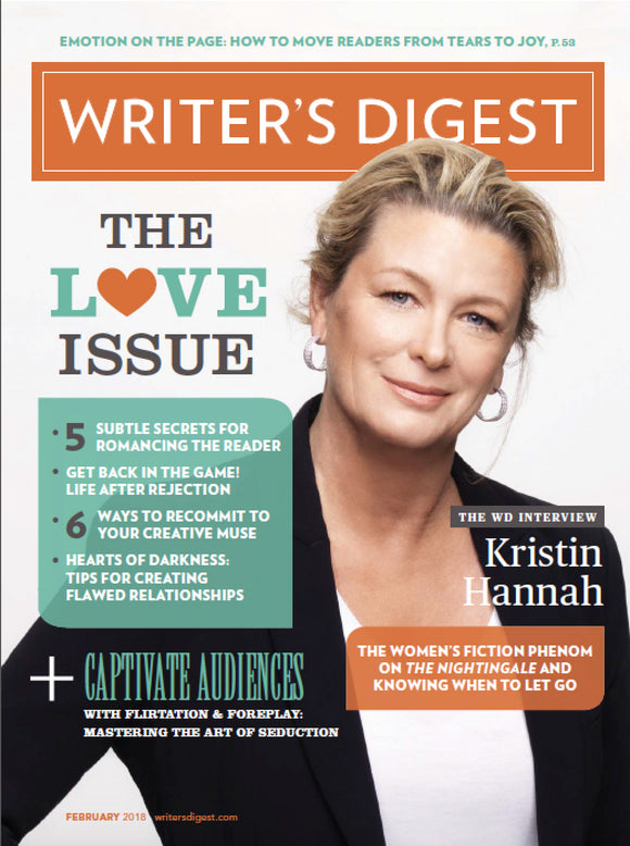Writer's Digest February 2018 Digital Edition
