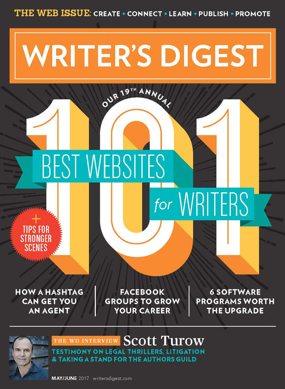 Writer's Digest May/June 2017 Digital Edition