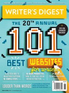Writer's Digest May/June 2018 Digital Edition