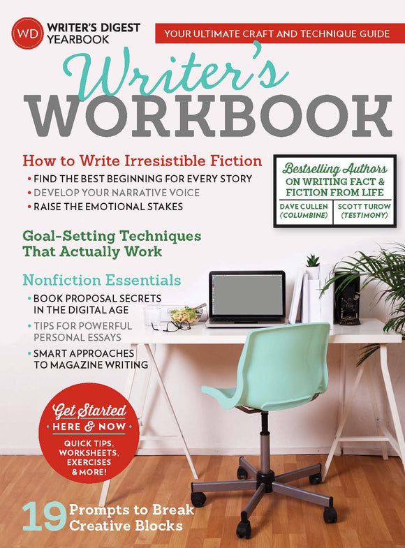 Writer's Workbook 2016 Download