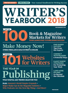 Writer's Yearbook 2018 Download