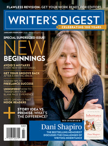 Writer's Digest January/February 2020 Digital Edition