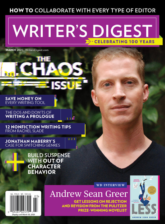 Writer's Digest March 2020 Digital Edition