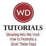 Shouting into the Void: How to Promote a Book These Days OnDemand Webinar