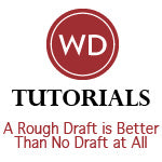 A Rough Draft is Better Than No Draft at All