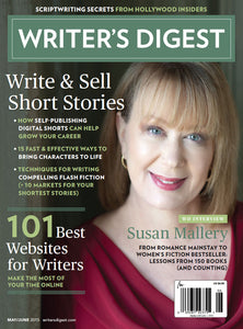 Writer's Digest May/June 2015 Download