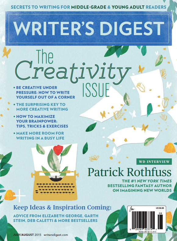 Writer's Digest July/August 2015 Download