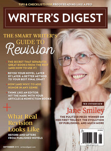 Writer's Digest September 2015 Download