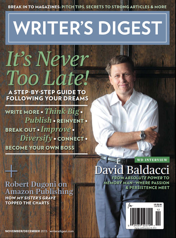 Writer's Digest November/December 2015 Download