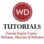 French Poetic Forms: Refrains, Rhymes & Refrains Video Download