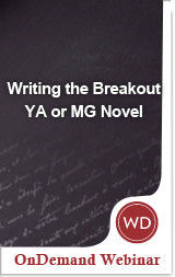 Writing the Breakout YA or MG Novel Video Download