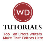 Top Ten Errors Writers Make That Editors Hate Video Download