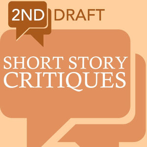 2nd Draft Critique: Short Story Critique Extra Pages