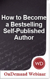 How to Become a Bestselling Self-Published Author OnDemand Webinar