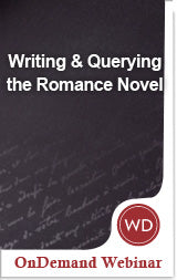 Writing and Querying the Romance Novel OnDemand Webinar