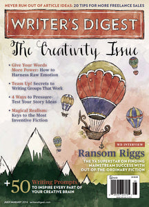 Writer's Digest July/August 2014 PDF